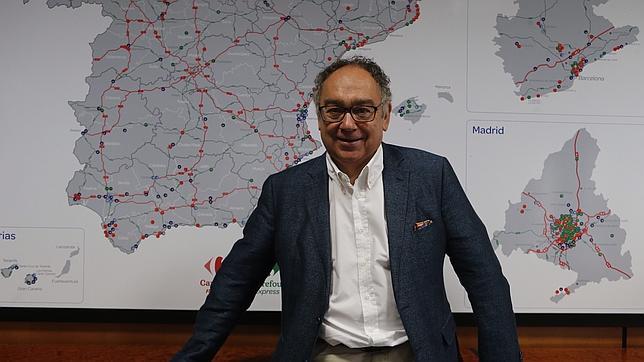 Arturo Molinero, director de Recuros Humanos de Carrefour España