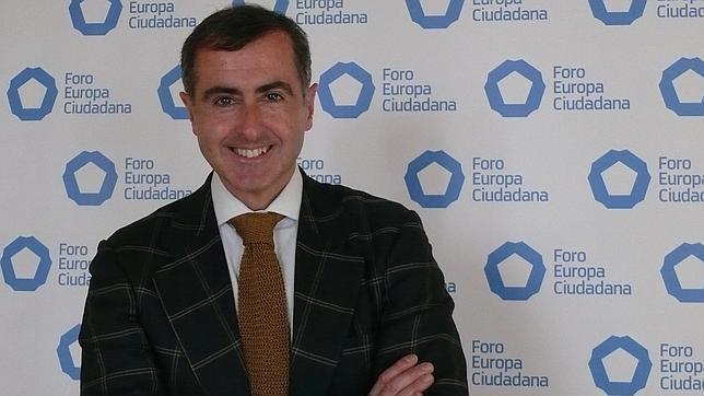 José Carlos Cano, presidente del «think tank» Foro Europa Ciudadana