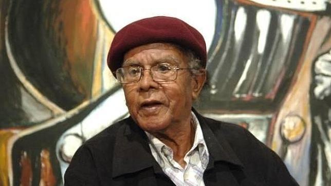 El pintor Ramón Oviedo