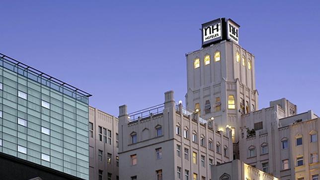 Imagen de un hotel de la cadena NH en España