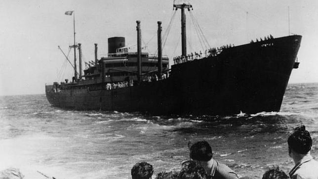 HSK Kormoran, el navió que acabó en el fondo de las aguas tras tender una trampa a su enemigo