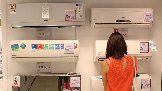 El aire acondicionado causa el 20% de resfriados en verano