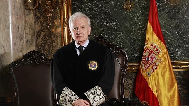 José Manuel Sieira, presidente de la sala Tercera