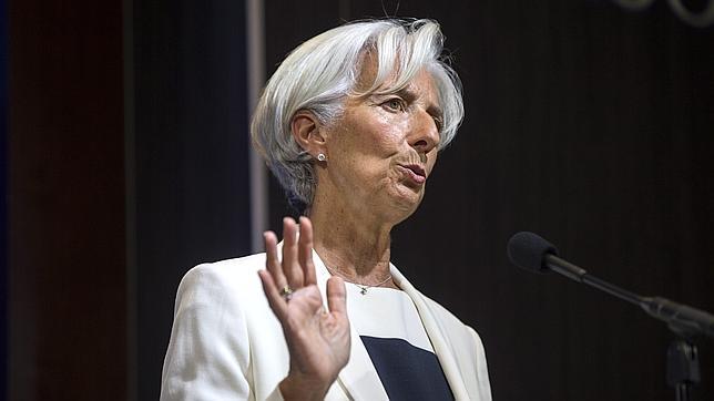 El FMI avisa que la deuda pública griega es «altamente insostenible» y pide una quita