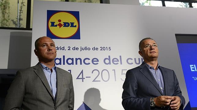 Lidl espa oliza su surtido y aumenta un 7 sus ventas for Lidl oficinas centrales