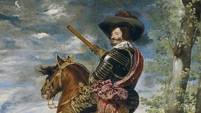 Retrato del Conde-Duque de Olivares, por Diego de Velázque, cuyo sobrino estuvo detrás de la conspiración de 1641