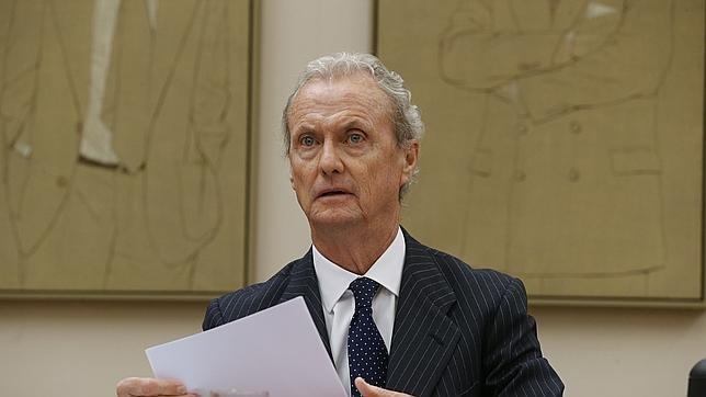 El ministro Pedro Morenés