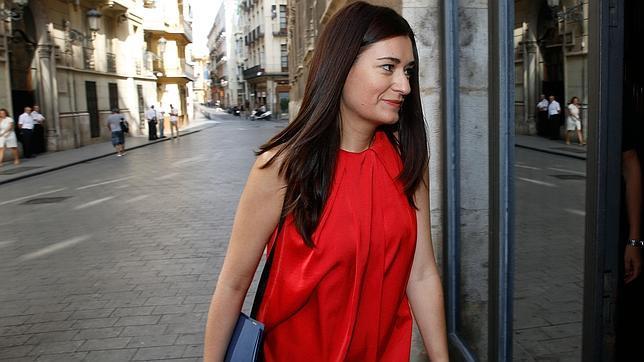 Carmen Montón, en una imagen de archivo