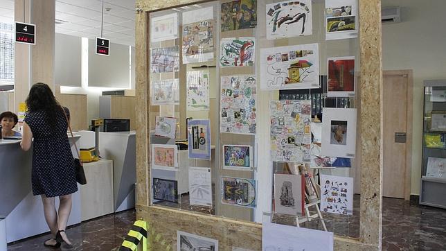 Inaugurada en toledo la exposici n internacional mail art for Oficina de correos toledo