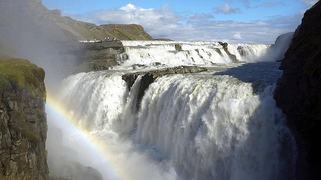 Diez cascadas de Islandia que cortan la respiración