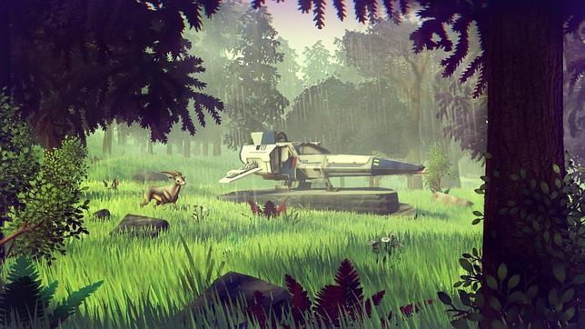 «No Man's Sky»: el videojuego más grande de la historia