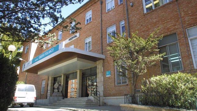El actual hospital de Teruel, el «Obispo Polanco», data del año 1953