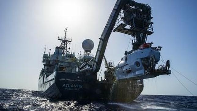 El buque podría haberse ido a pique debido a las fuertes tormentas de la zona