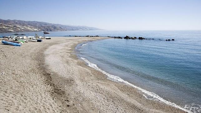 Playa Sotillo-Castell de Ferro