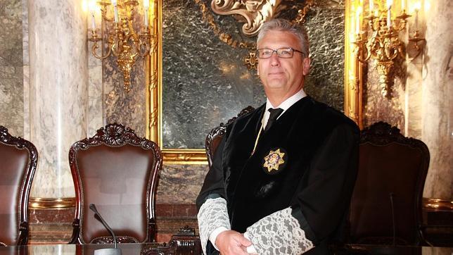 Luis María Díaz-Picazo, magistrado de la Sala Tercera