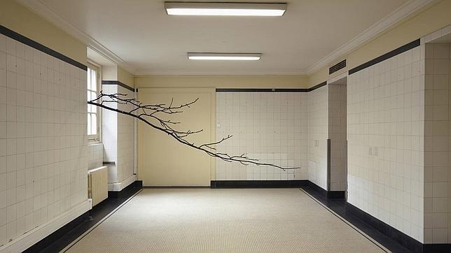 «Arbre 1», de la serie «L'architecture des arbres»