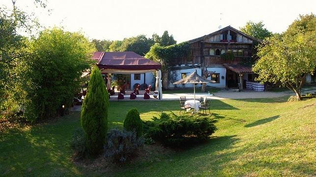 Diez restaurantes rurales en el pa s vasco - Caserio pais vasco ...