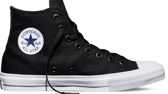 Converse rediseña sus zapatillas