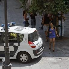 prostitutas en la linea de la concepcion prostitutas follando en la calle