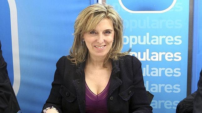 María José Salgueiro, en imagen de archivo