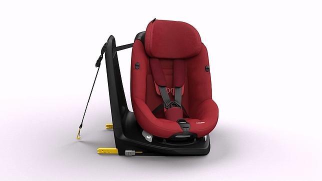 Estas son las sillitas para el coche m s seguras del mercado for Sillitas de seguridad para el coche