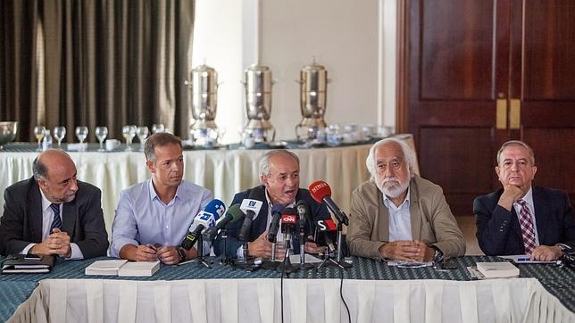 Parlamentarios del mundo firman la «Declaración de Caracas»