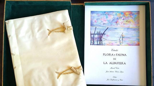 Imagen del estudio «Flora y Fauna de la Albufera»