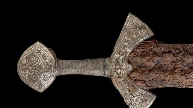 La espada mágica del último Vikingo