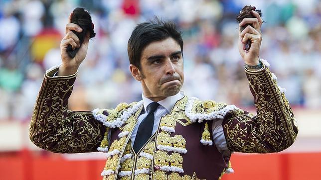 Miguel Ángel Perera, declarado triunfador de la Feria de Santander