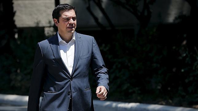 Alexis Tsipras, primer ministro de Grecia, ha protagonizado la úlima crisis de la Eurozona