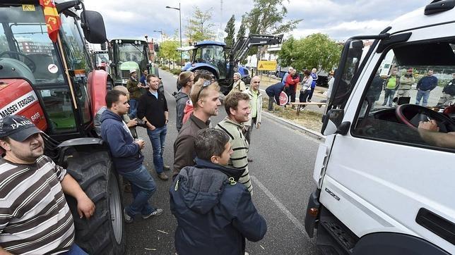 Los agricultores franceses, escépticos con la nueva PAC