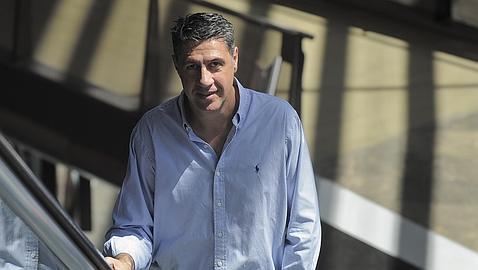 García Albiol, en una imagen reciente