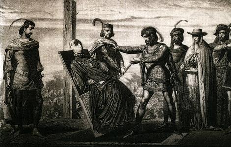 La misteriosa muerte de Alfonso «El Inocente» que llevó a Isabel ...