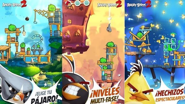 """Resultado de imagen para Angry Birds 2 juego"""""""