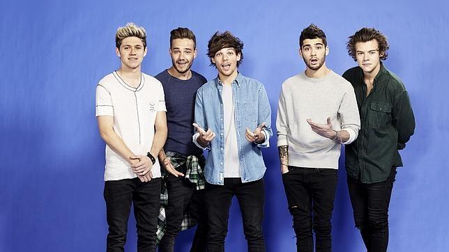 La «boy band» One Direction ha repetido como el grupo más taquillero del mundo