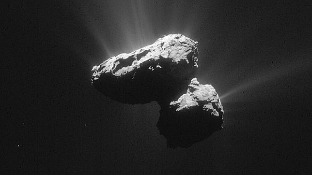 El descubrimiento refuerza la teoría sobre la formación de los cometas a partir de polvo espacial