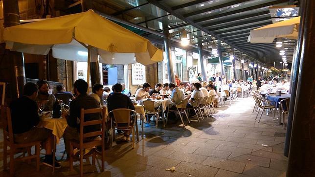 Vigo tiene además de una amplia oferta para los visitantes, un lugar ideal para comer