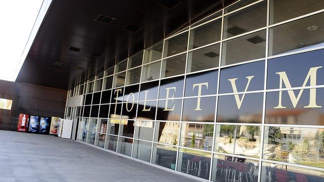 Edificio de Toletvm donde se celebrará la próxima edición de Toletvm