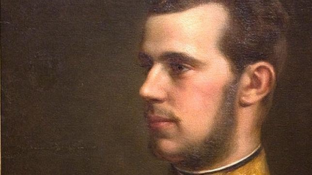 El príncipe heredero del Imperio Austriaco, Rodolfo de Habsburgo-Lorena