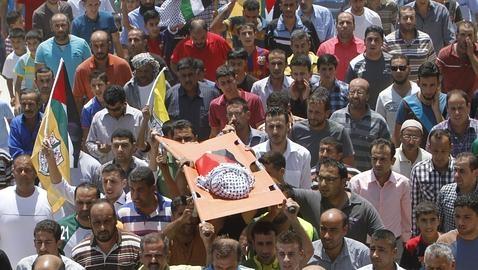 Funeral del bebé de 18 meses asesinado