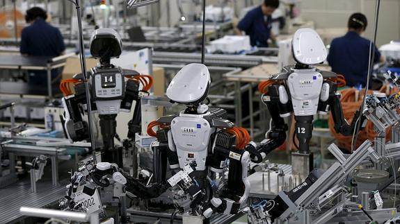 ¿Pueden los robots ser independientes?
