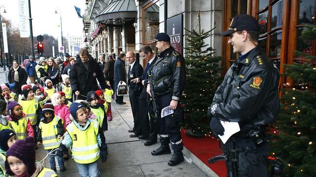 La Policía Noruega lleva desde 2006 sin matar a nadie