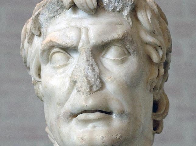 Supuesto retrato de Lucio Cornelio Sila, de época augústea