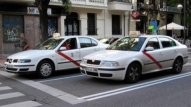En Madrid los taxis cambiaron de color ganando calidad de vida