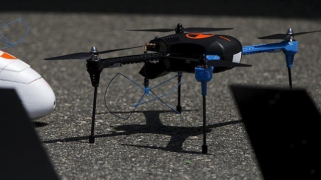 La disputa causada por el drone terminó sin ninguna herido, y los involucrados fueron puestos en régimen de aislamiento
