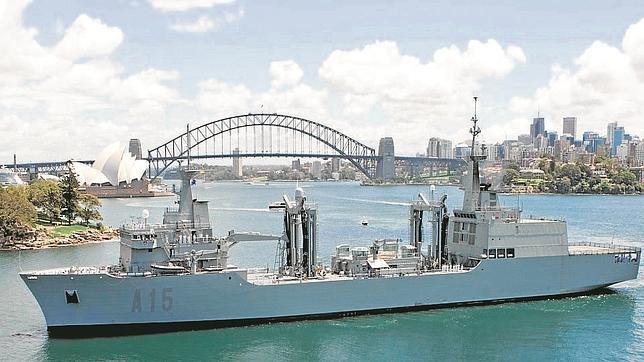 Navantia puja con un astillero surcoreano para construir dos buques para Australia