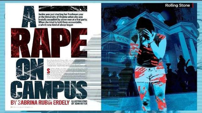 Dimite el director de «Rolling Stone» tras el falso reportaje sobre una violación