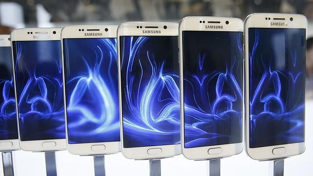 Galaxy S6 Edge de Samsung