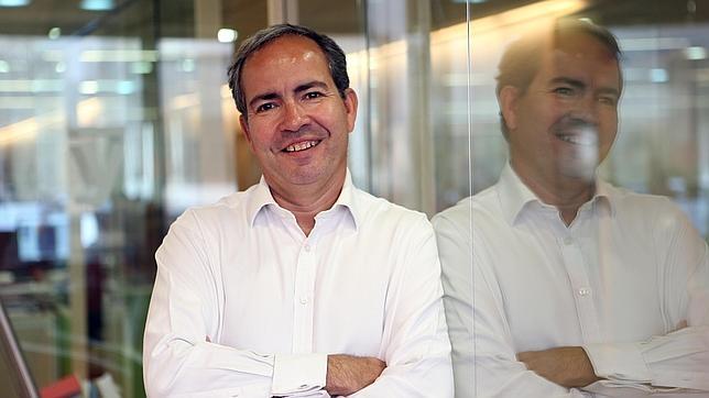 El consejero delegado de Ymedia, Jaime López-Francos
