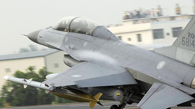 EE.UU. despliega sus cazas F-16 en Turquía para atacar al Estado Islámico